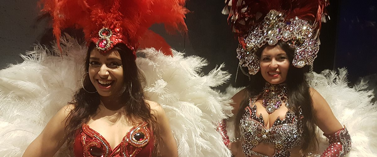 Burlesque als workshop voor incentives